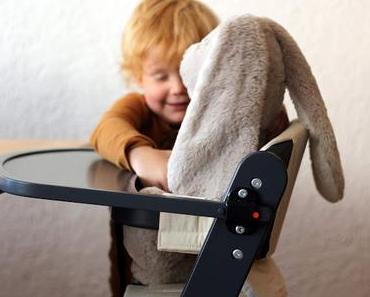 Ein Kinderhochstuhl von BOMI & Verlosung