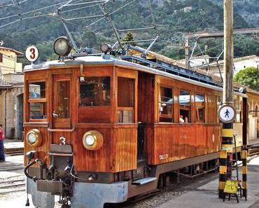 """""""Tren de Sóller"""" spendet die Tageseinnahmen an die Familien von Sant Llorenç"""