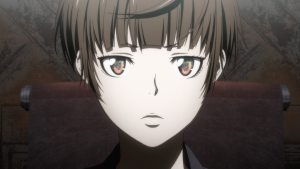 Review: Psycho Pass Movie Blu-ray