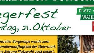 Termintipp: Siegerfest Mariazeller Bürgeralpe Kleine Zeitung Platzwahl 2018