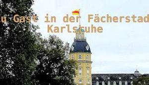 Gast Fächerstadt Karlsruhe