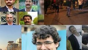 Keine Nachrichten Gonabadi-Derwischen einem großen Teheraner Gefängnis