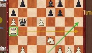 Carlsen, Magnus gegen Mamedyarov, Shakhriyar