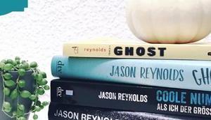 [Interview/Verlosung] Gespräch mit…Jason Reynolds
