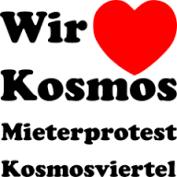 Preis für sozialen Menschenrechte für den Mieterprotest Kosmosviertel
