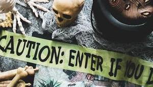 Spooky: gelingt perfekte Halloweenparty! Werbung