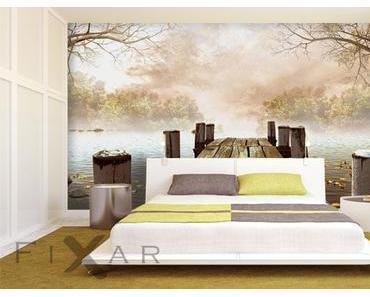 Beliebt Fototapeten Schlafzimmer  Design
