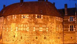 Foto: Burg Vischering Lüdinghausen