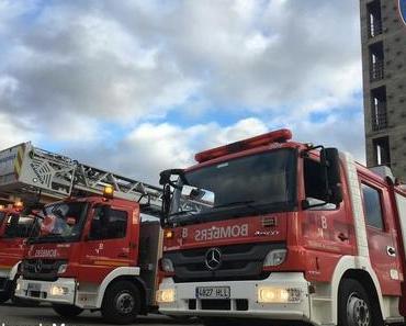 Costa de los Pinos – Hotel wegen Brand evakuiert