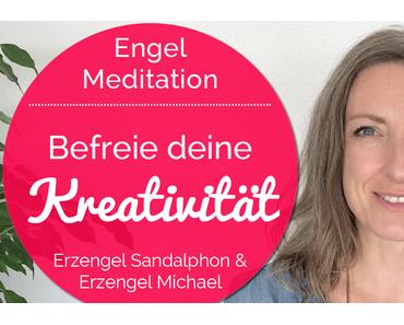 Lebe deine Kreativität: Befreie deine innere Künstlerin! Meditation mit Erzengel Sandalphon & Erzengel Michael