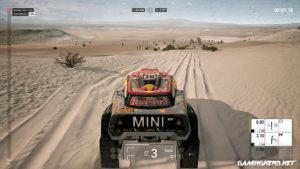 Dakar Test Abwegen Wüste