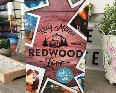 |Rezension| Kelly Moran - Redwood Love 2 - Es beginnt mit einem Kuss