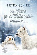 """[Rezension] """"Vier Pfoten für ein Weihnachtswunder"""", Petra Schier (Mira)"""
