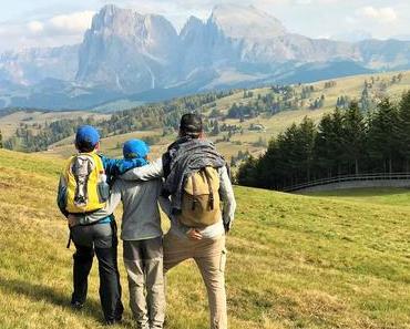 Familienferien im Südtirol Teil 2: Auf der Seiser Alm