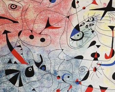 2 Wandteppiche von Joan Mirò durch starke Regenfälle in Venedig beschädigt