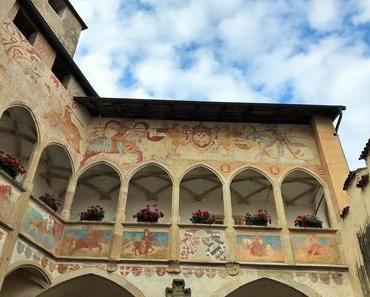 Familienferien im Südtirol Teil 3: Reise in die Vergangenheit im Schloss Prösels
