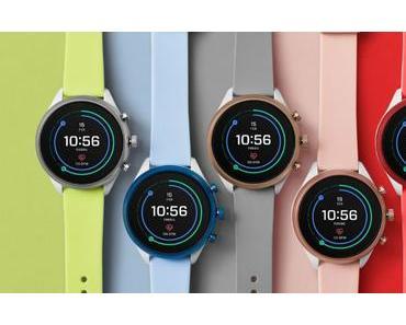 """Fossil Sport: Erste """"bezahlbare"""" Smartwatch mit neuem Qualcomm-SoC vorgestellt"""