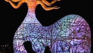 Wonderfruit Festival feiert Kunst Nachhaltigkeit