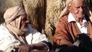 Tunesien: grosser Markttag Douz