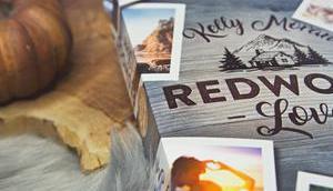 Redwood Love beginnt einer Nacht Kelly Moran Buchvorstellung