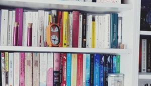 [Kolumne] Blick Bücherzimmer.