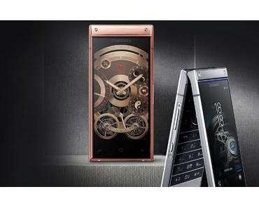 Samsung W2019: Neues Klapp-Smartphone mit Android mit stolzem Preis vorgestellt