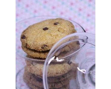 Verliebt, Verlobt, Verheiratet - NY Chocolate Chip Cookies