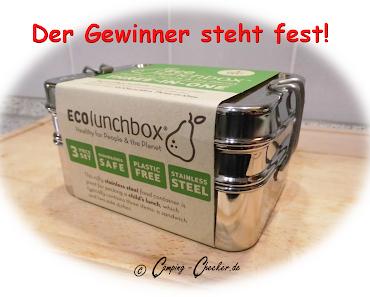 Auslosung: EcoLunchBox 3in1
