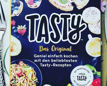 Ich koche mit TASTY [#Rezension]