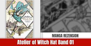 Review Atelier Witch Band