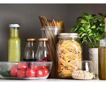 Lebensmittel richtig lagern – 10 Tipps damit dein Essen länger frisch bleibt