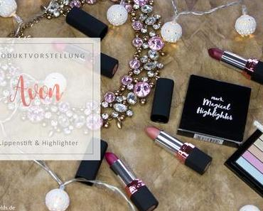 Avon - TRUE COLOUR Luminous Velvet - Matter Lippenstift & Magical Highlighter