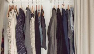 Meine neue flexible Aufbewahrung Kleider praktisch schön geplant! vielen Tipps euch