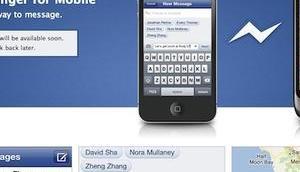 Löschen Nachrichten Facebook-Messenger