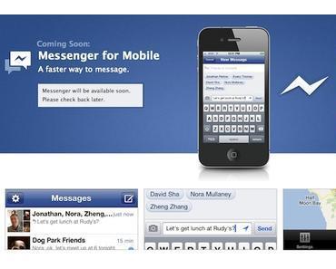 Löschen von Nachrichten im Facebook-Messenger