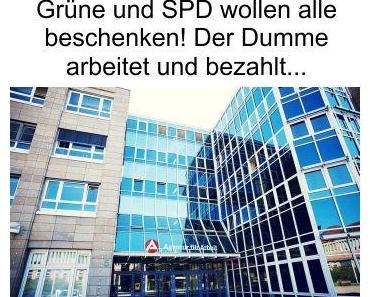Grüne und SPD auf Stimmenfang bei Sozialhilfeempfängern und Migranten, doch wer soll es bezahlen?