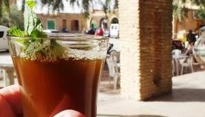 Tunesien: Kamelfelsen
