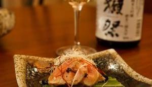 SUSHIYA SANSARO bestes Sushi Schwabing Mein erstes Sake-Tasting Spitzen-Qualität zahlreiche weitere Events