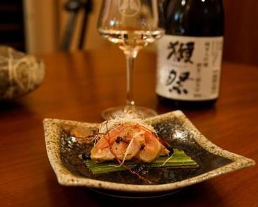 SUSHIYA SANSARO – bestes Sushi in Schwabing - + + + Mein erstes Sake-Tasting ++ Sushi in Spitzen-Qualität ++ zahlreiche weitere Events + + +