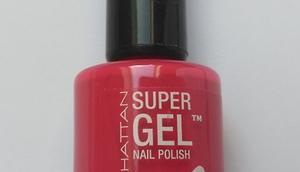 [Werbung] Manhattan Super Nail Polish Cherry Hill Inventur Ergebnis