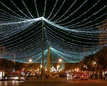 Weihnachtsbeleuchtung inPalma ab 24.11.2018