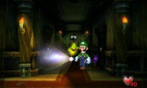 Luigis Mansion Test Geisterjagd Nintendo