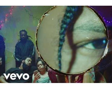 """A$AP Rocky hat in """"Sundress"""" Tame Impala gesamplet"""