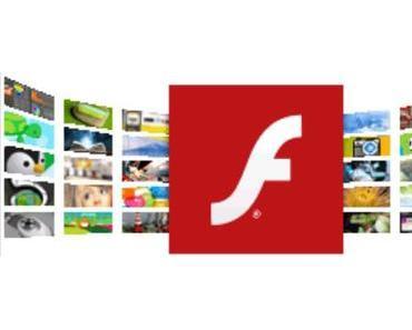 Patch für Adobe Flash außer der Reihe