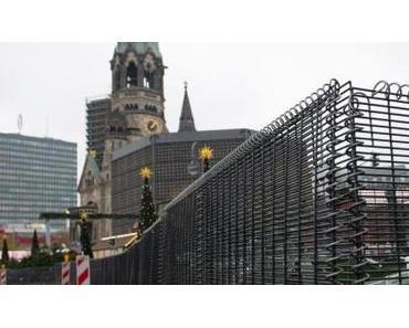 Berlin: nach der Mauer der Zaun!