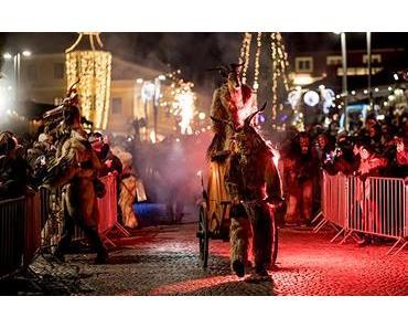 Krampuslauf in Mariazell 2018 Bilder – Mariazeller Advent