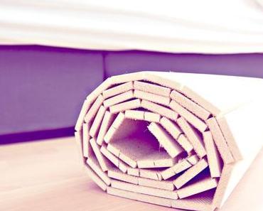 Erholsam schlafen mit Rosskastanienmatten I Mein Test
