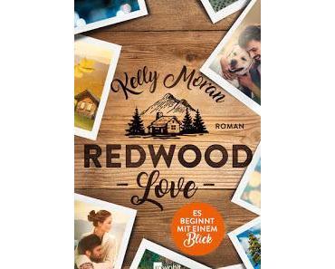 [Rezension] Redwood Love, Bd. 1: Es beginnt mit einem Blick - Kelly Moran