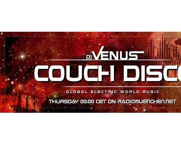 Couch Disco 022 by Dj Venus (Podcast)