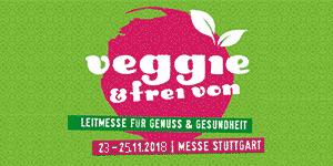 #veggiefreivon2018 – Unser Nachbericht zur großen glutenfreien Messe in Stuttgart